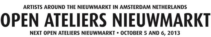 Open Ateliers Nieuwmarkt