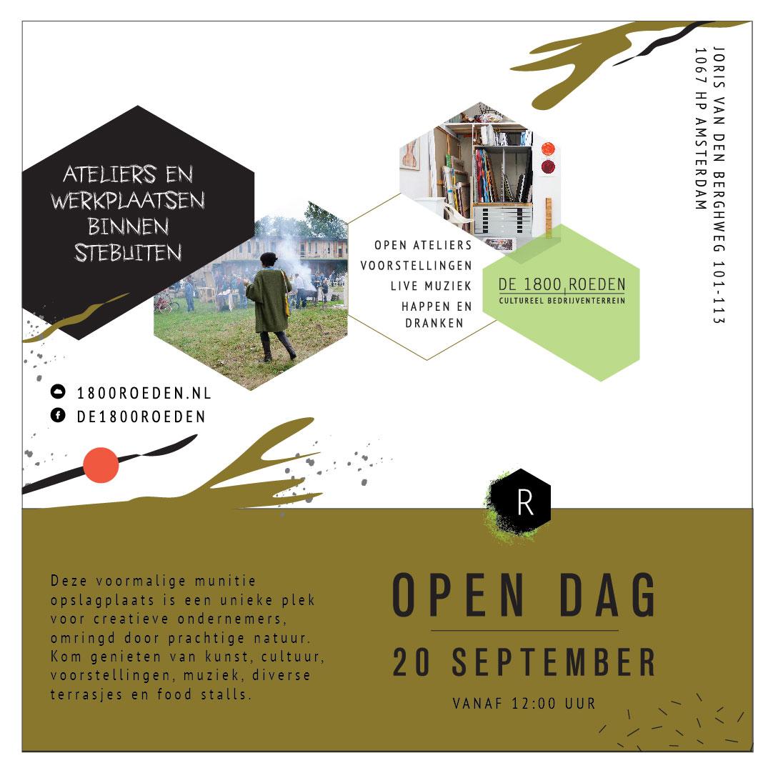 Open Dag 1800 Roeden 20-09-2015